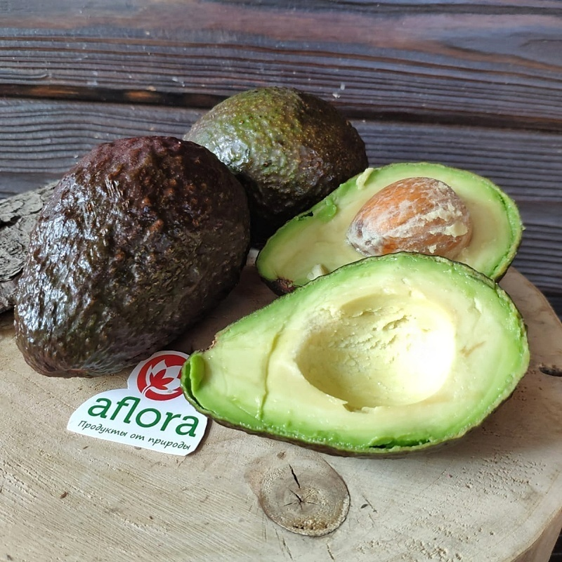 Фотография Авокадо Хасс (Перу) / 3 шт купить в магазине Афлора