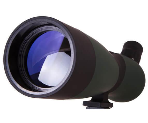 70-мм объектив с полным многослойным покрытием трубы Levenhuk Blaze BASE 70