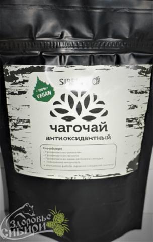 Чагочай антиоксидантный, 100 г Томск