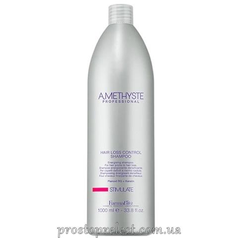 Farmavita Amethyste Stimulate Hair Control Shampoo - Шампунь для стимулирования роста волос 1000