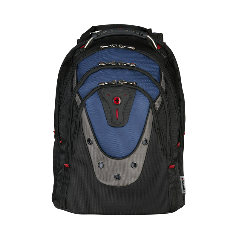 Городской рюкзак Wenger Ibex 600638 Black