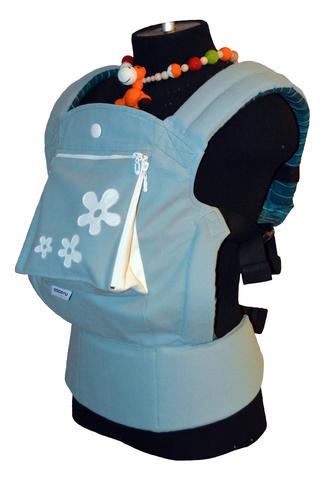 Эргономический слинг-рюкзак Исландия