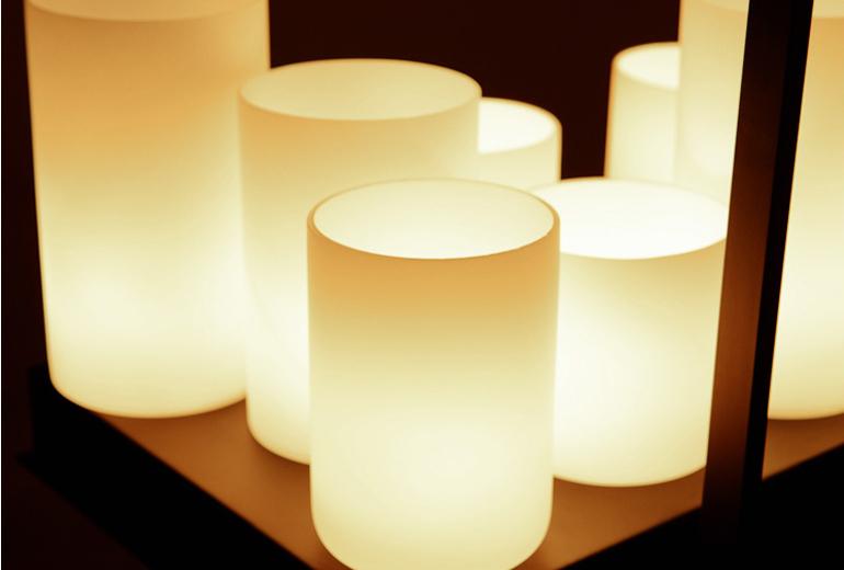 Потолочный светильник копия Altar by Kevin Reilly D70