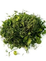 Зелень домашней сушки (укроп, петрушка, базилик)