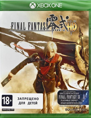 Final Fantasy Type-0 HD (Xbox One/Series X, английская версия)