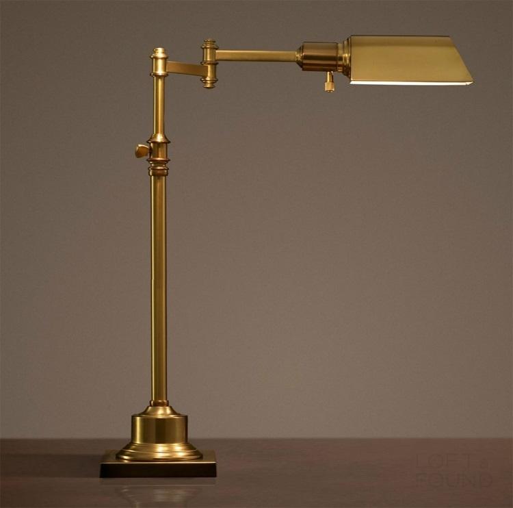 Настольная лампа Library Task Table Lamp