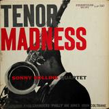 Sonny Rollins Quartet / Tenor Madness (LP)