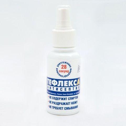 Тефлекса кожный антисептик 100 мл купить за 300руб