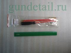 Набор для чистки Lancaster 9.6х53 в п/э пакете