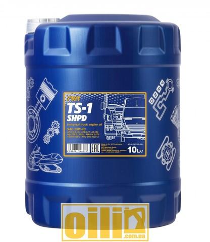 Mannol 7101 TS-1 SHPD 15W-40 10л