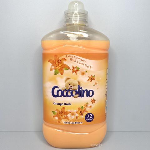 Кондиціонер для білизни Coccolino Orange Rush 1,8 л