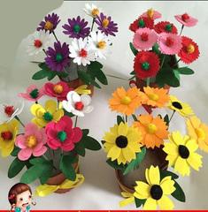 051-3594 Акссесуарры для иск.цветов (5 шт.)