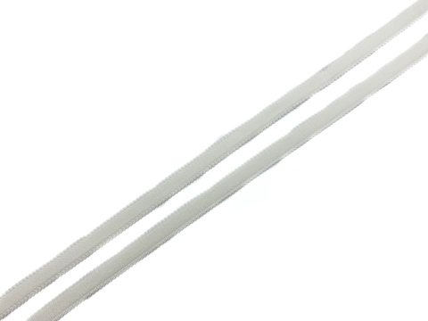 Резинка бретелечная молочная 10 мм (цв. 004)