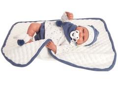 Munecas Antonio Juan Кукла Пол в синем, 40 см (3303)