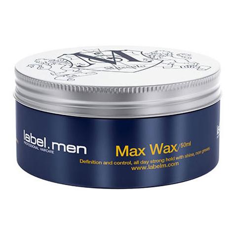 LABEL.MEN: Воск Максимальная Фиксация для мужских волос (Max Wax)