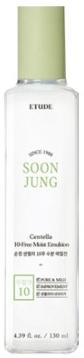 Etude House Soon Jung Centella 10-Free Moist Emulsion эмульсия для чувствительной кожи 130мл