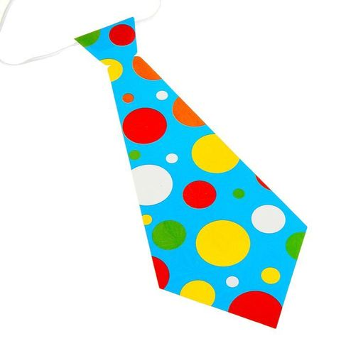 Карнавальный галстук
