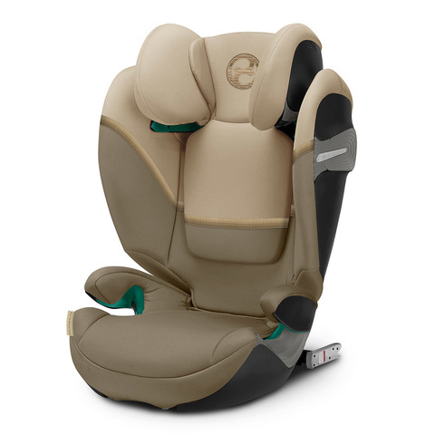 Автокресло Cybex Solution S i-Fix Classic Beige