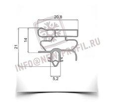Уплотнитель для холодильника  Electrolux ERB8644 м.к 680*570 мм (010)