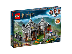 Lego konstruktor  Hagrids Hut Buckbeak's Rescue