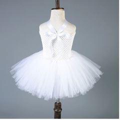 Рождественский ангел платье пачка для девочки