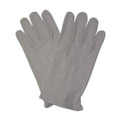 Перчатки кожаные белые парадные (тип Б1)