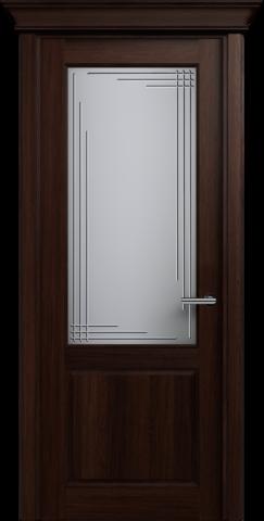 CLASSIC 521 Орех. стекло: Грань