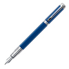 Waterman Perspective - Deluxe Obsession Blue CT, перьевая ручка, F
