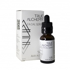 Сыворотка AHA Acids 5,1%, 30 ml. ТМ Levrana
