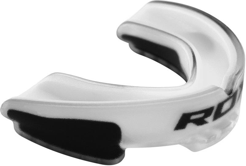 Другая защита Капа RDX Air Max Gel Gum Mouth Guard Adult White 1.jpg