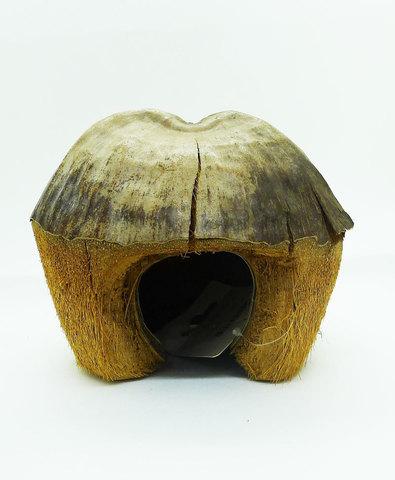 Triol домик Natural для мелких животных из кокоса
