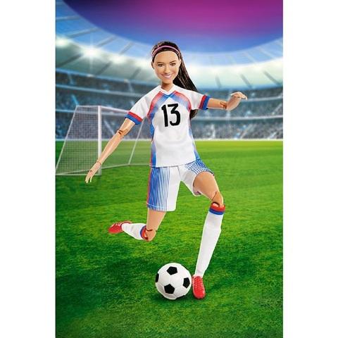 Барби Вдохновляющие женщины Алекс Морган