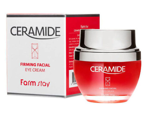 Крем для лица с керамидами Farmstay Ceramide Firming Facial Cream, 50 мл