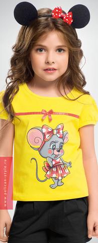 GTR352 футболка для девочек
