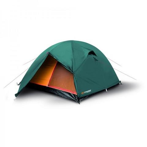 Кемпинговая палатка Trimm OREGON, 3+1 (зеленая)
