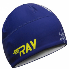 Лыжная шапка RAY RACE Dark Blue