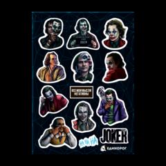 Набор стикеров Joker
