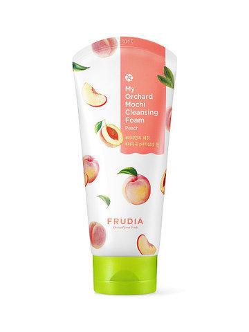 Frudia  Пенка-моти для лица с персиком My Orchard Mochi Cleancing Foam, 120 мл