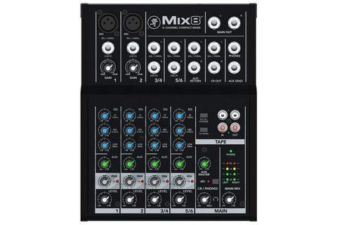MACKIE MIX8 аналоговий мікшер