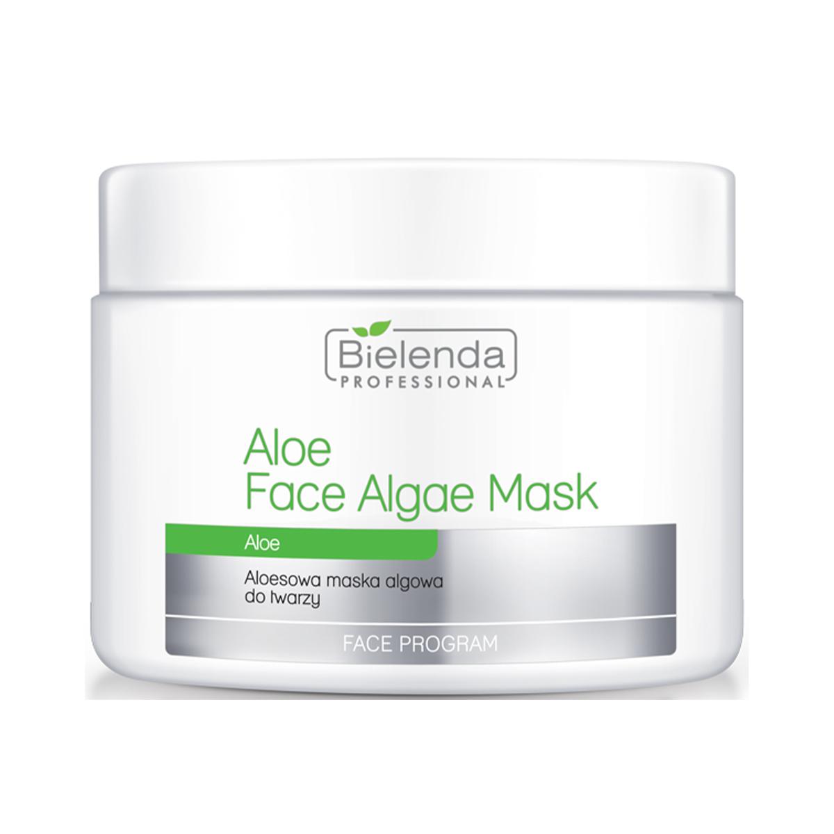 Algae mask Альгинатная маска для лица Алоэ, 190 г.