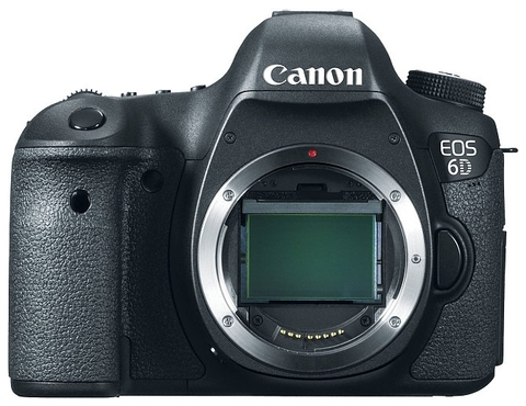Canon 6D  body (JAPAN)