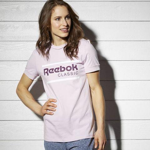 Футболка женская Reebok CLASSIC F ICONIC REEBOK GR