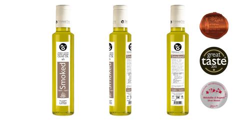 Копченое оливковое масло от Delicious Crete 250 мл