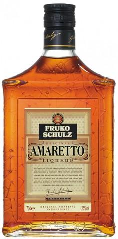 Ликер Fruko Schulz Amaretto, 0.7 л