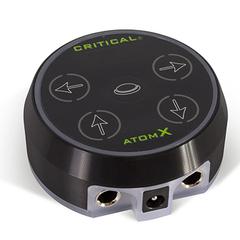 ATOMX - CRITICAL POWER SUPLLY BLACK