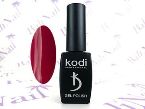 01WN Гель лак kodi WINE Gel Polish, 8 мл