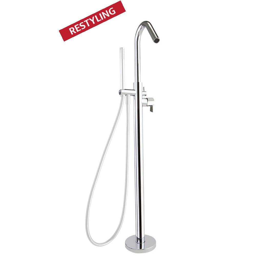 Напольный смеситель для ванны RS-Q 938503S