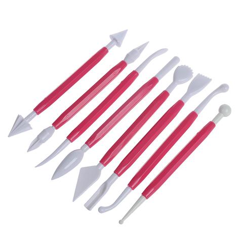 Моделирующие палочки,8шт,пластик