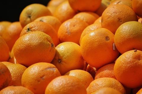 Апельсины для сока, 15 кг