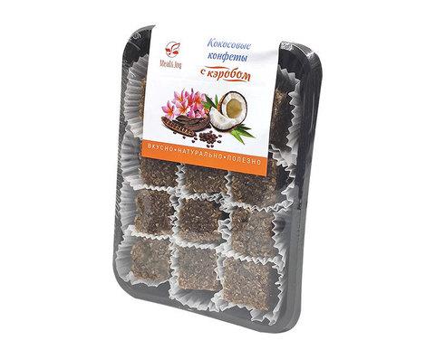 Кокосовые конфеты с кэробом, 150 г